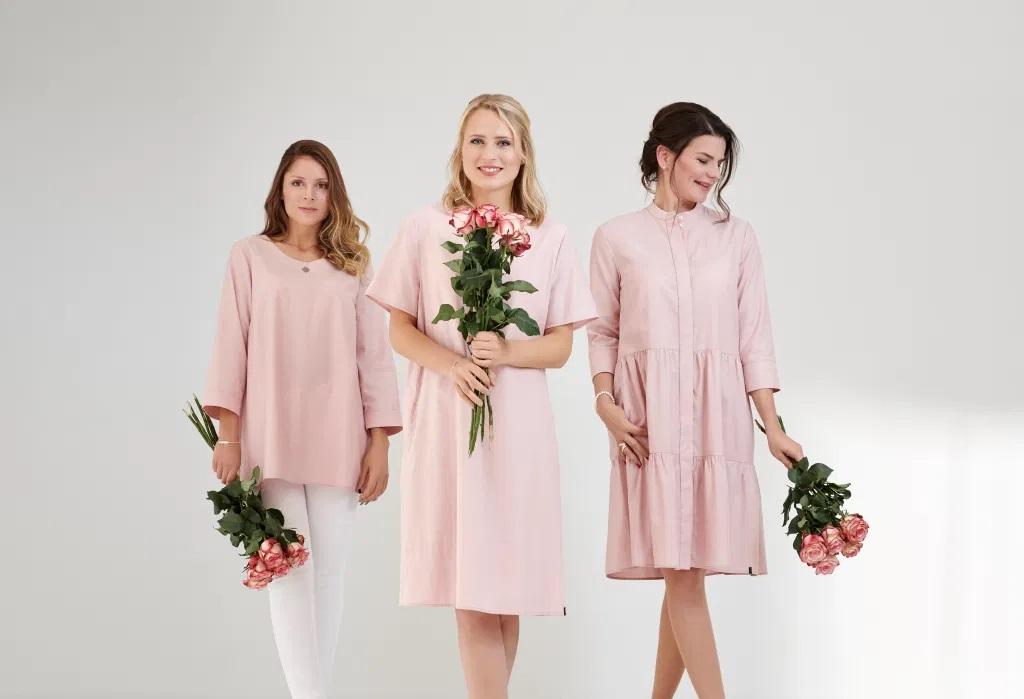 Friendly Rose – Textilien aus Rosenviskose