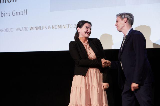 Green Product Award 2020 für unsere Rosenviskose