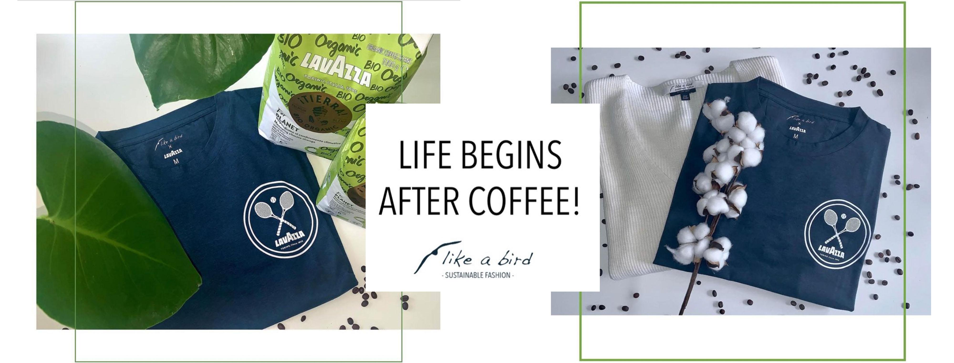 Coffee meets Fashion - Kaffee-Karbon-Faser